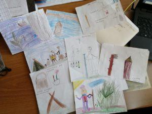 Фото 3 письмо школьникам